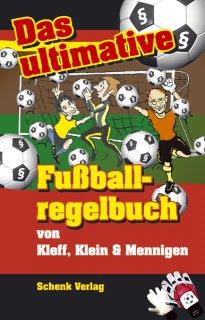 Das ultimative Fußball-Regelbuch